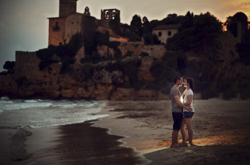 Barcelona Engagement Session